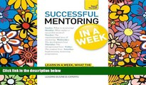 Best Price Successful Mentoring in a Week: Teach Yourself Stephen Carter On Audio