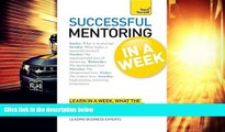 Best Price Successful Mentoring in a Week: Teach Yourself Stephen Carter For Kindle