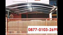 Kanopi Baja Ringan Gresik,Harga Kanopi Rumah Minimalis Surabaya - 0877- 0103 – 2699 ( XL )