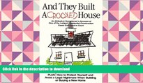 Pre Order And They Built A Crooked House (none) On Book