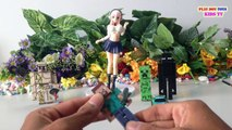 Super Sonico Toy, Cute Japanese Toy Girl Figure & Car Toys | Kids Fun Toys Videos HD Collection