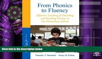 Price From Phonics to Fluency: Effective Teaching of Decoding and Reading Fluency in the
