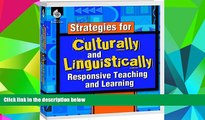 Best Price Strategies for Culturally and Linguistically Responsive Teaching and Learning Sharroky