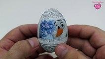 Olaf Surprise Egg Disney Olaf Surprise Toys Zaini Surprise Eggs Disney Collector Zaini Surprises