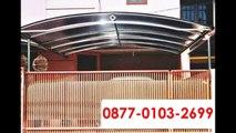 Kanopi Minimalis Murah di Mojokerto,Kanopi Minimalis Mojokerto Surabaya - 0877- 0103 – 2699 ( XL )