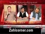 Hassan Nisar blasts on PML-N policies, Left Rana Sanaullah Speechless