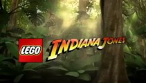Lego Indiana Jones - Jungle Cutter 7626 & Temple of the Crystal Skull 7627