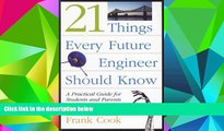 Price 21 Things Every Future Engineer Should Know: A Practical Guide for Students and Parents Pat