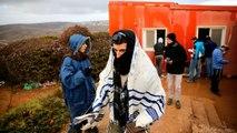 Νέες εντάσεις στην Δυτική Όχθη από την άρνηση εποίκων για μετεγκατάσταση