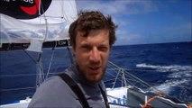 J40 : Paul Meilhat est entré dans le Pacifique / Vendée Globe