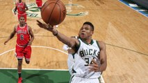 GAME RECAP: Bucks 108, Bulls 97