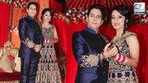 Aman Verma's WEDDING Reception Pictures | Vandana Lalwani
