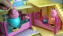 5 PEPPA PIG Jumping on the bed - Five little Peppa Pig Jumping on The Bed - Peppa Pig Jumping