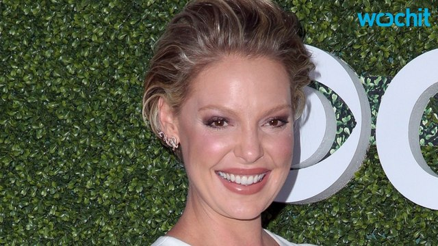 Katherine Heigl Talks Giving Birth for the First Time