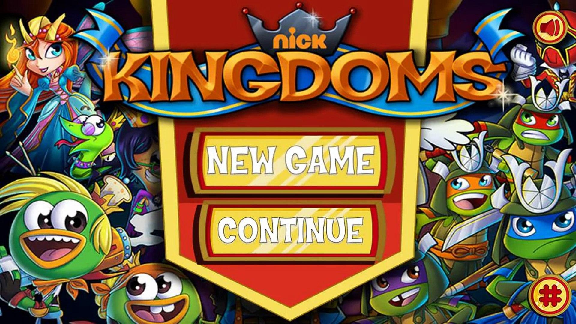 Nickelodeon Kingdoms | Nick Gamer Tips | Nickelodeon Games