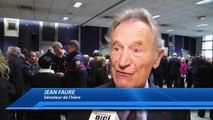 D!CI TV : Hautes-Alpes : L'hommage du Département à l'ancien Sénateur Marcel Lesbros