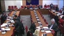 Intervention en commission sur la proposition de loi relative à l'extension du délit d'entrave à l'IVG