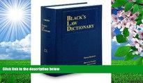 FREE [PDF] DOWNLOAD Black s Law Dictionary, 10th Edition Bryan A. Garner Pre Order