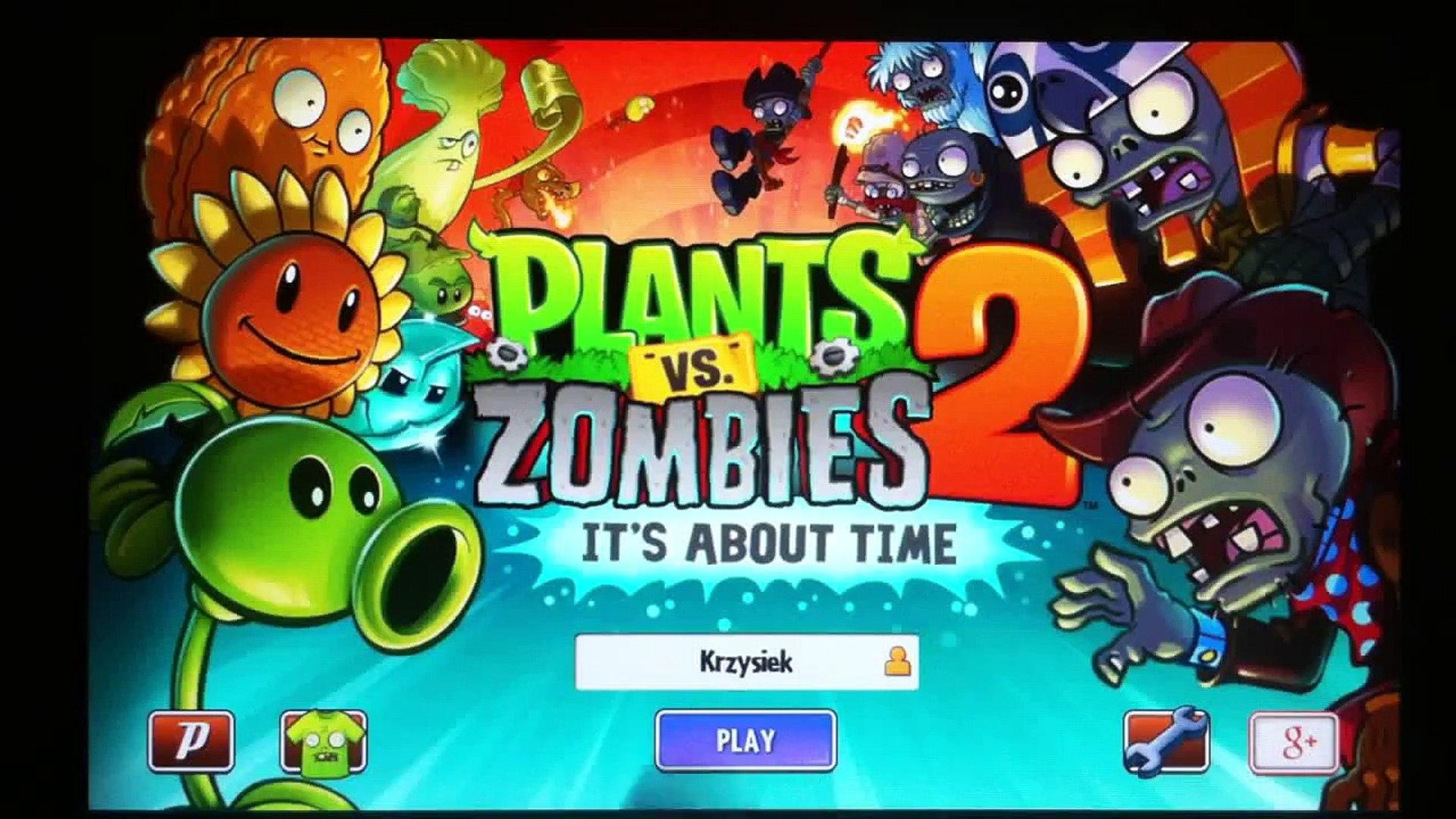 Растения против зомби 2 Древний Египет день 6