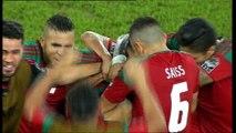 Football/ CAN:Côte d'Ivoire- Maroc but à chaud du maroc
