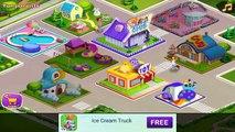 Няни Безумие Tabtale Обучающие Android Ios Бесплатные игры геймплейный ролик Помощь няня