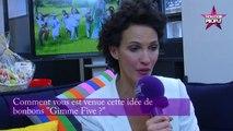 Linda Hardy lance Gimme Five, sa propre marque de friandises saines (exclu vidéo)
