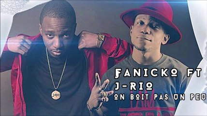 Fanicko - On boit pas un peu (Official Audio)