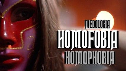 Medologia - HOMOFOBIA (HOMOPHOBIA) SHORT HORROR FILM