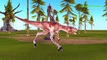Jurassic park| Dinosaurs World | Jurassic world | Mine craft Jurassic World |Cartoon Animation