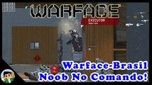 Um Noob no Warface / Jogando e Mitando no Warface Com MiniMim
