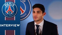 First interview with Gonçalo Guedes