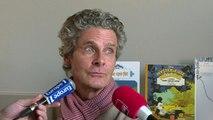 Culture-BD: Cosey lauréat du Grand prix de la ville d'Angoulême