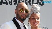 Swizz Beatz Wishes Wife Alicia Keys a Happy Birthday on Instagram