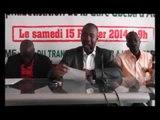 Grève dans le secteur des transports: la déclaration du collègue des organisations professionnelles