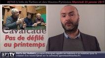 JT65 #31   L'info de Tarbes et des Hautes Pyrénées (25 janvier 2017)