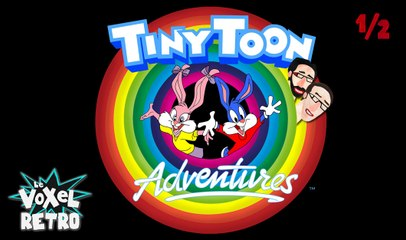 retro Voxel# TINY TOON ADVENTURES 1/2