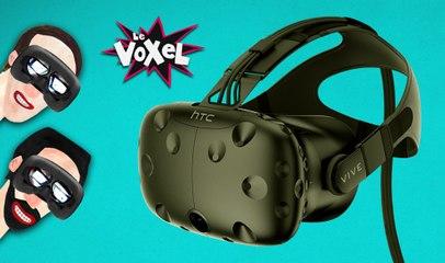 Hors série VR# Notre test du HTC VIVE et ses jeux
