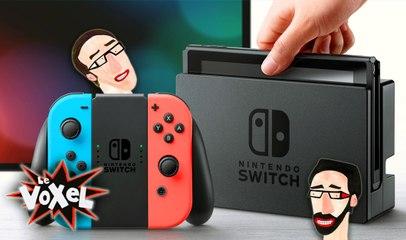 Voxel découverte# Notre avis sur la Nintendo Switch après y avoir joué