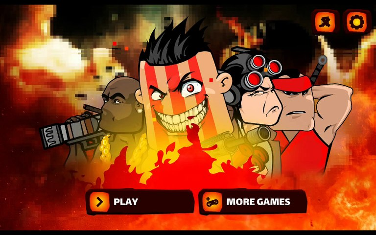 Rogue Buddies - Action Bros! - Android gameplay PlayRawNow
