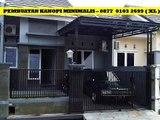 HUB. 0877- 0103 – 2699 ( XL )-Kanopi Rumah Minimalis Pasuruan