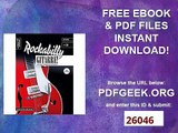 Rockabilly-Gitarre Licks und Techniken des Rockabilly (inkl. Audio-CD). Musiknoten für E-Gitarre.