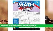 [Download]  Carson Dellosa Common Core 4 Today Workbook, Math, Grade 2, 96 Pages (CDP104591) Erin