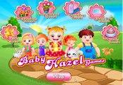 Hazel Bebek Hayvanları Öğreniyor Oyunu Dede Oyun