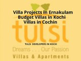 Villa Projects in Ernakulam-Budget Villas in Kochi-Villas in Kochi
