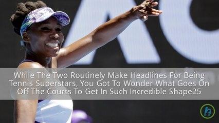 Venus Williams' Top Food And Fitness Secrets