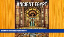 PDF  Ancient Egypt: An Adult Coloring Book with Famous Landmarks, Legendary Women, Detailed