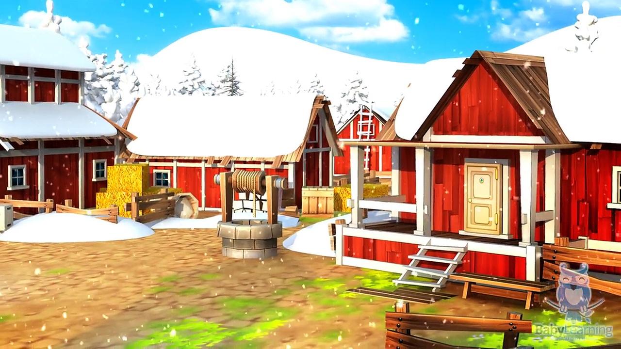 Olaf as a Sheep | Excuse Me, Mr. Sheep | NEW Childrens Nursery Rhyme Song | ESL