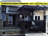 Kanopi Rumah Minimalis Gresik TELP - 0877- 0103 – 2699 ( XL )