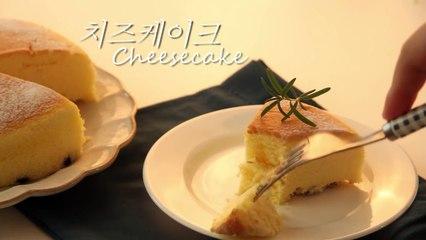 [RECIPE] how to make rikuro's cheesecake recipe (JAPAN) / EJ recipe