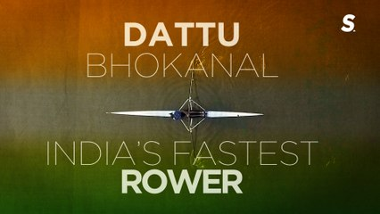 India's Rowing Hero | Dattu Bhokanal